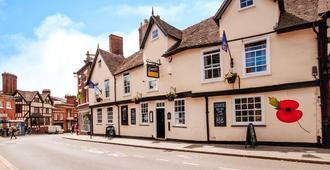 Cromwell's Inn - Shrewsbury - Building