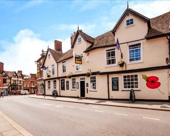 Cromwell's Inn - Shrewsbury - Gebäude