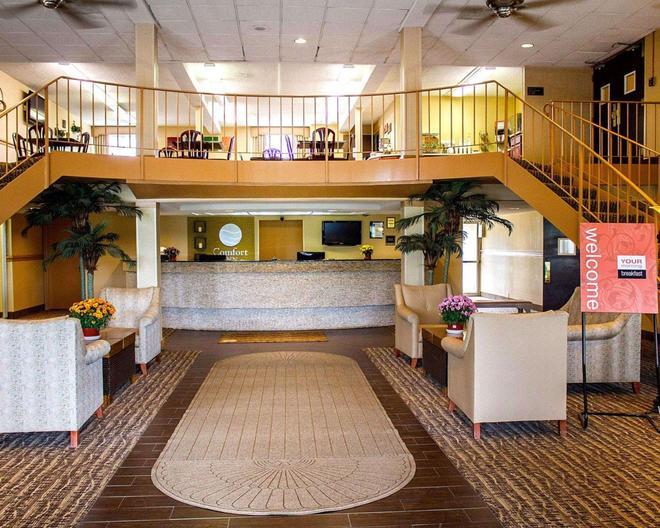 Comfort Inn Lima - Lima - Lobby