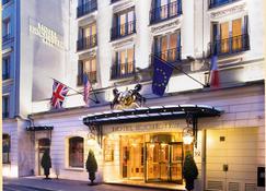 羅切斯特香榭麗舍酒店 - 巴黎 - 巴黎 - 建築