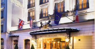 Rochester Champs Elysees - Paris - Building