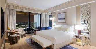 The Anandi Hotel and Spa Shanghai - Shanghai - Bedroom