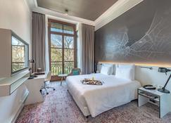 Hotel Metropole Geneve - Preferred Hotels & Resorts - Ginebra - Habitación