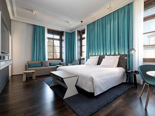 Hotel Metropole Geneve - Geneva - Bedroom