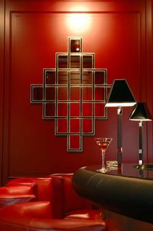 日內瓦大都會酒店 - 日內瓦 - 日內瓦 - 酒吧
