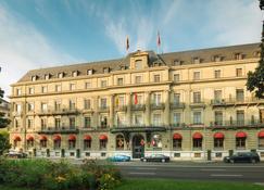 โรงแรมเมโทรโปล เจแนฟ - พรีเฟอร์ด โฮเทล แอนด์ รีสอร์ทส - เจนีวา - อาคาร