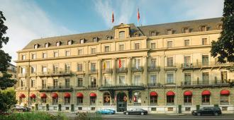 Hotel Metropole Geneve - Preferred Hotels & Resorts - Ginebra - Edificio
