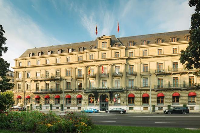 Hotel Metropole Geneve - Geneve - Rakennus