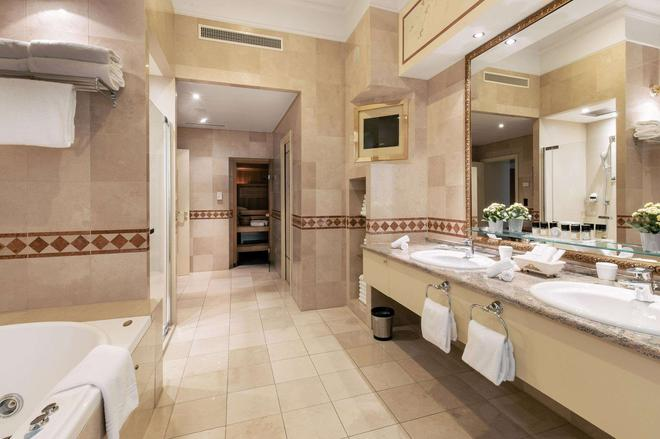 Hotel Metropole Geneve - Geneve - Kylpyhuone