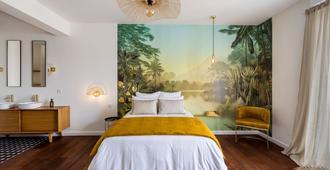 Libertitu - Bayonne - Bedroom