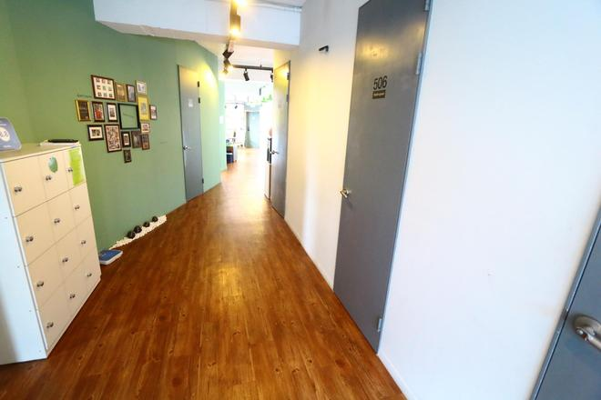 Orange Guest House - Hostel - Pusan - Couloir
