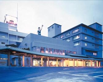 Minamida Onsen Hotel Apple Land - Hirakawa - Building