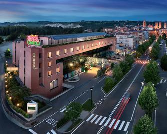 Hotel I Castelli - Alba - Gebäude