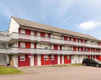 Inter-Hotel Rouen Sud Oissel - Saint-Étienne-du-Rouvray - Gebouw