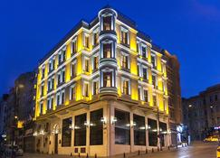 Meserret Palace Hotel - Estambul - Edificio