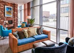 Staybridge Suites Liverpool - Liverpool - Sala de estar