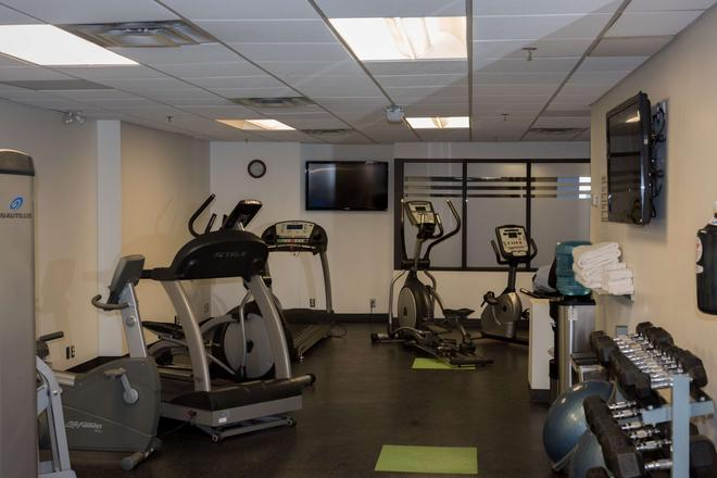 Radisson Hotel Winnipeg Downtown - Winnipeg - Gym