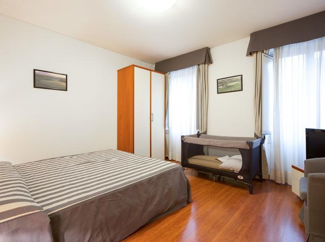 Residence Del Mare - Trieste - Bedroom