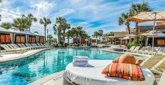San Luis Resort Condos - Galveston - Piscina