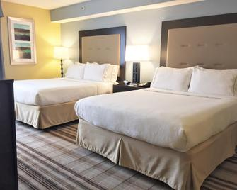 Holiday Inn Express Chicago NW - Arlington Heights - Arlington Heights - Bedroom