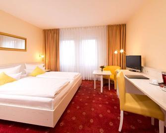 Achat Hotel Schwetzingen Heidelberg - Schwetzingen - Κρεβατοκάμαρα