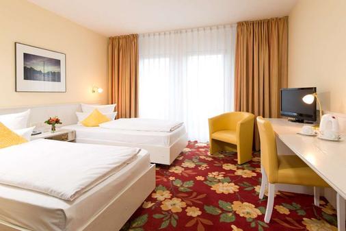 Achat Comfort Heidelberg/Schwetzingen - Schwetzingen - Bedroom
