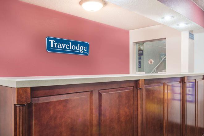 Travelodge by Wyndham Terre Haute - Terre Haute - Vastaanotto