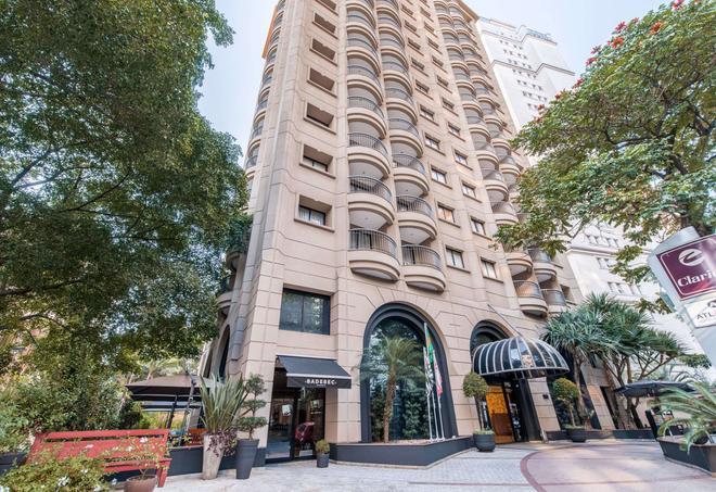 Clarion Hotel Faria Lima - Σάο Πάολο - Κτίριο