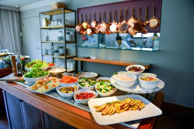 克拉麗奧法利亞利馬酒店 - 聖保羅 - 聖保羅 - 自助餐
