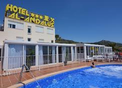 Hotel Al Andalus - Nerja - Zwembad
