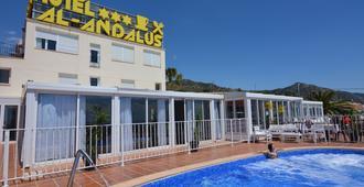 Hotel Al-Andalus - Nerja - Piscina