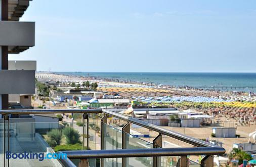 Hotel Ascot & Spa - Rimini - Ban công
