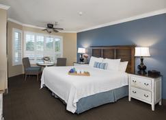 砂卵石酒店 - 坎布里亞 - 臥室