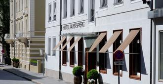 Hotel and Villa Auersperg - Salzburg - Building