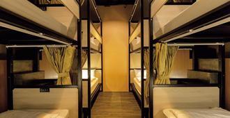 Angels' Hostel -Taipei Ximen - Taipei City - Bedroom