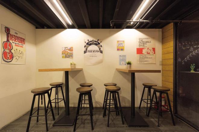 Angels' Hostel -Taipei Ximen - Taipei - Bar