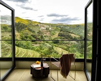 Magnificat Wine Boutique Hotel & Spa - Santa Marta de Penaguião - Balcony