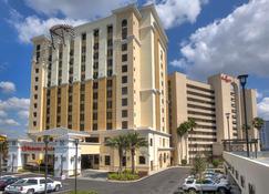 Ramada Plaza Resort & Suites By Wyndham Orlando Intl Drive - Orlando - Building
