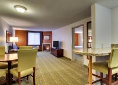 Holiday Inn Express & Suites Lincoln East - White Mountains - Lincoln - Wohnzimmer