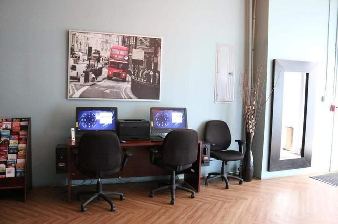 International Students Residence - Brooklyn - Business centre