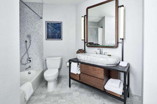 The James New York-NoMad - New York - Bathroom