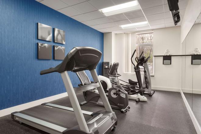 卡爾森納什維爾機場鄉村套房旅館 - 納什維爾 - 納什維爾(田納西州) - 健身房