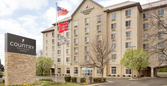Country Inn & Suites by Radisson, Nashville Air - Nashville - Building