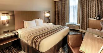 Country Inn & Suites by Radisson, Nashville Air - נאשוויל - חדר שינה