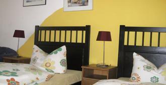Hotel Heideklause - קלן - חדר שינה