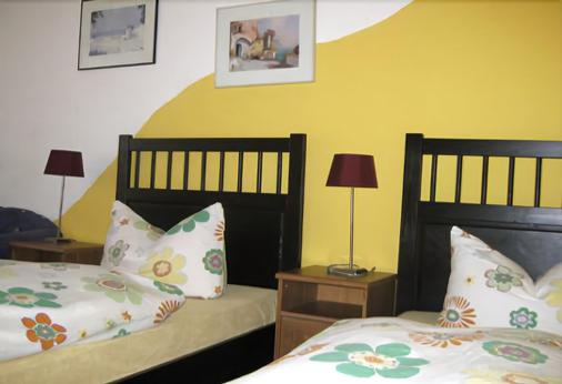 Hotel Heideklause - Cologne - Bedroom
