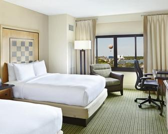 Hilton Orlando Lake Buena Vista - Disney Springs Area - Lake Buena Vista - Bedroom