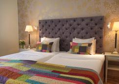 貝斯特韋斯特貴族山莊酒店 - 馬爾摩 - 馬爾默 - 臥室