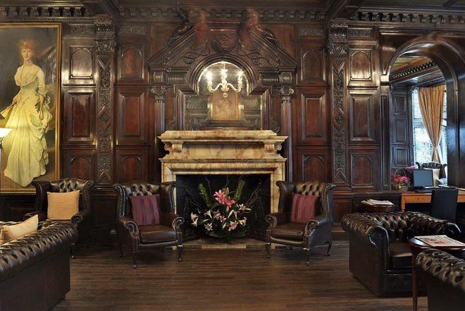 倫敦尊貴海德公園羅亞爾大酒店 - 倫敦 - 大廳