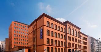 إتش 10 برلين كودام - برلين - مبنى
